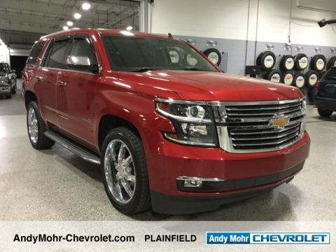 Used Chevrolet Tahoe LTZ