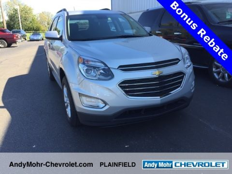 New 2017 Chevrolet Equinox LT